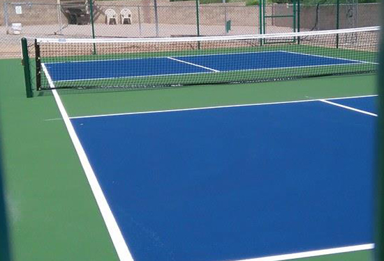 Pickle-Ball court